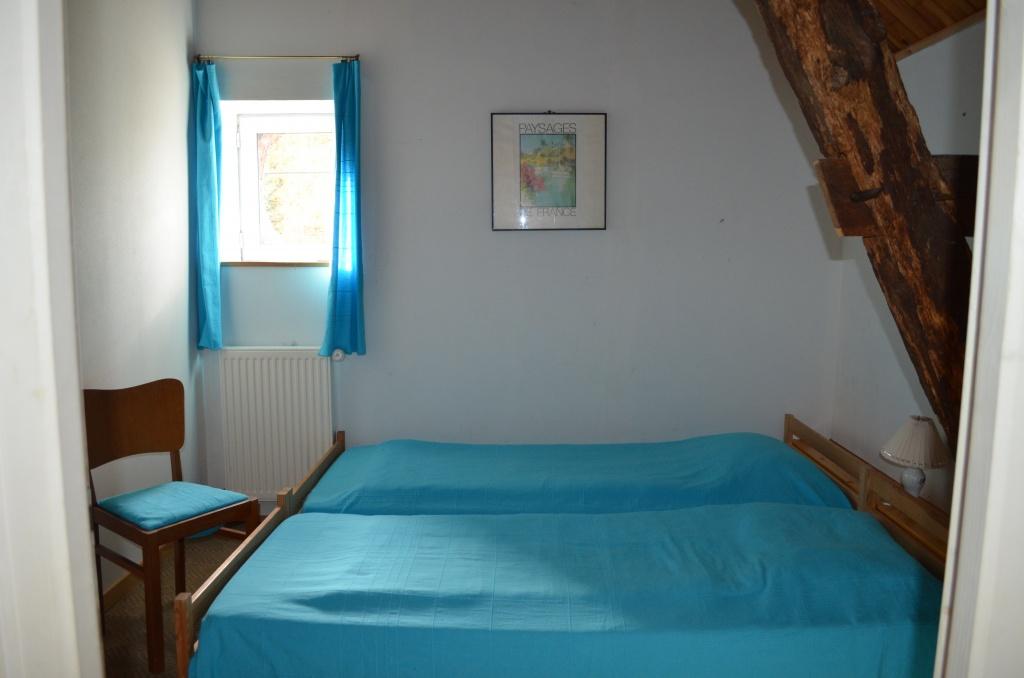 huisje-frankrijk-loire-tweede slaapkamer
