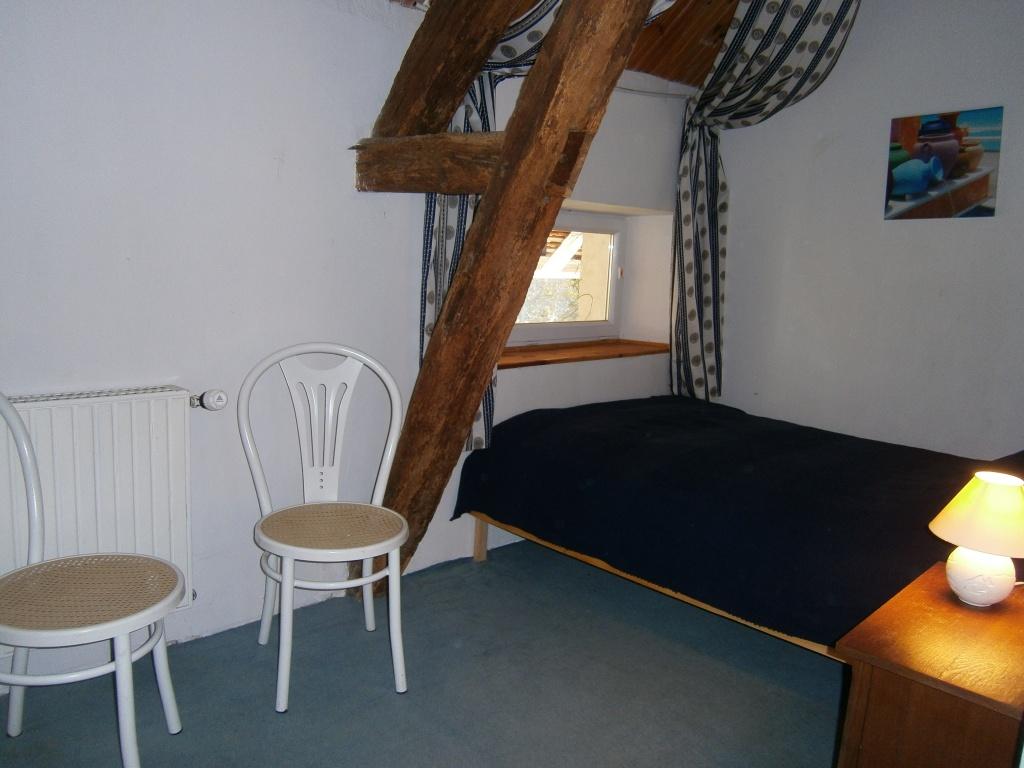 huisje-frankrijk-loire-slaapkamer
